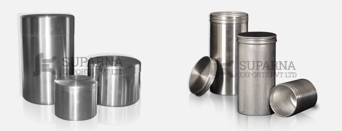 Aluminum Canister Manufacturers Water Bottle Suppliers