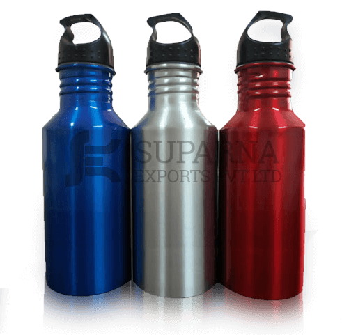 aluminum sipper bottle