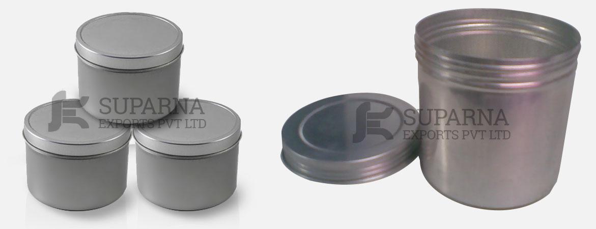 Aluminum Tin Manufacturers Tin Cans Suppliers India